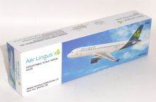 Airbus A320 Aer Lingus New 2019 Livery Snap Fit Collectors Model Scale 1:200 E